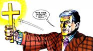 Fright Night Comics - Peter Vincent Roddy McDowall