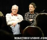 Monsterpalooza 2012 Tom Holland and Chris Sarandon