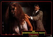 Fright Night 1985 German Lobby Card 04