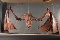 Fright Night 1985 Bat 15,000.00 Auction