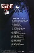 Fright Night Part 2 DVD Chapters