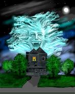 Fright night poster by myroboto