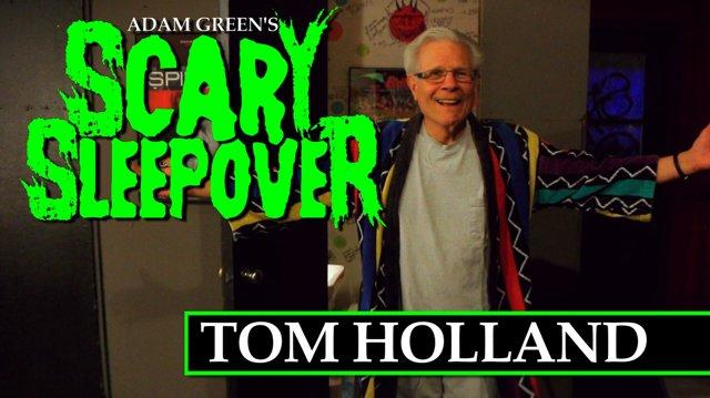Adam Green's Scary Sleepover - Episode 3 Tom Holland