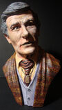 Fright Night Geometric Design Bust Peter Vincent 1