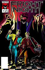 Fright Night the Comic Series 1 Page 1 Image 0001