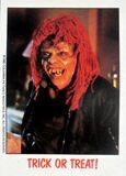 Topps Fright Flicks 44 Fright Night 1985 Stephen Geoffreys