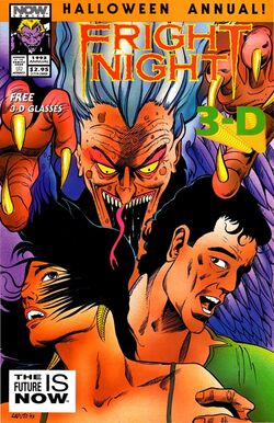 Fright Night the Comic Series 3-D 03