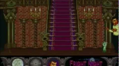 FRIGHT NIGHT (AMIGA)