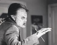 Fright Night 1985 Chris Sarandon Vampire Pencil