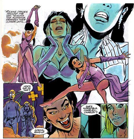 File:Regine Dandrige (Julie Carmen) Fright Night Part 2 Comics.jpg