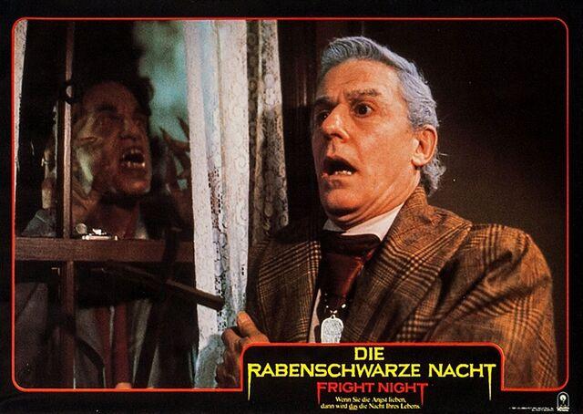 File:Fright Night 1985 German Lobby Card 13 Chris Sarandon Roddy McDowall.jpg