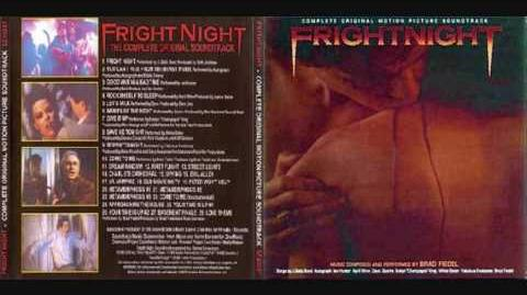 Fright Night (Complete Soundtrack) -8-Save Me Tonight