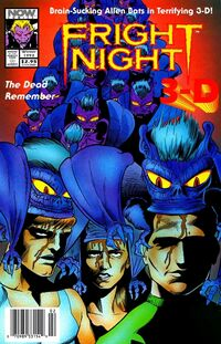 Fright Night the Comic Series 3-D 04