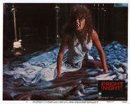 Fright Night Lobby Card 06 Amanda Bearse