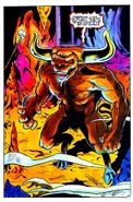Fright Night Comics Bull-Whipped Minotaur Neil Vokes David Mowry