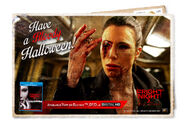 Fright Night 2 New Blood E-Card 06 Jaime Murray