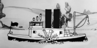 Disney's Magic Kingdom Combat/Steamboat Willie