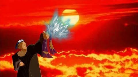 Frollo's Cousins episode 5 Hayate Frollo Beats the Heat-0