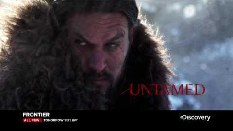 Frontier All New Tomorrow At 9et 6pt On Discovery Canada