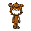 Bear Costume-icon