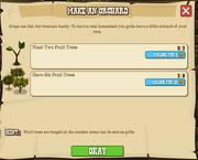 Make an Orchard Info
