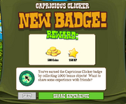 Capricious Clicker Complete