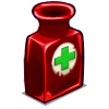 Share Need Red Glass Vials-icon