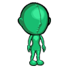 Alien Costume-icon