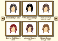 Female Hair 26