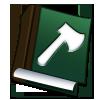 Woodcutting-icon