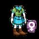 Fancy Blue Dress-icon