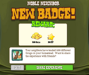 Noble Neighbor Complete