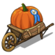 Harvest Pumpkin Cart-icon
