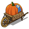 Harvest Pumpkin Cart-icon