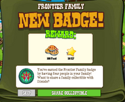 Frontier Family Complete