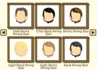 Male Hair 14