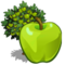 Green Apple Tree-icon