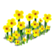 Yellow Flowers-icon