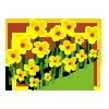 Yellow Flowers-icon