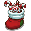 Candy Stocking-icon