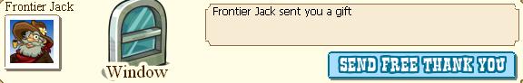 Frontier Jack Window
