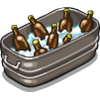 Drinks Tub-icon
