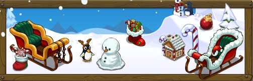 Christmas Event Banner