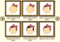 Female Hair 17