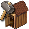 Storage Shed-Part 1-Saving Space-icon