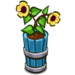 Flower Bucket-icon