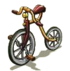 Old Style Bicycle-icon