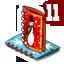 12 Days o' Christmas, XI-icon