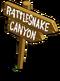Rattlesnake Canyon Sign-icon