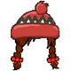 Red Wool Hat-icon